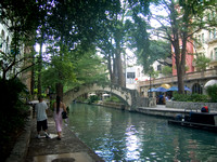 2005 San Antonio River Walk, Oct.