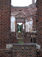 Ruins at Barboursville Vineyards