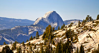 Olmstead Point -- Half Dome
